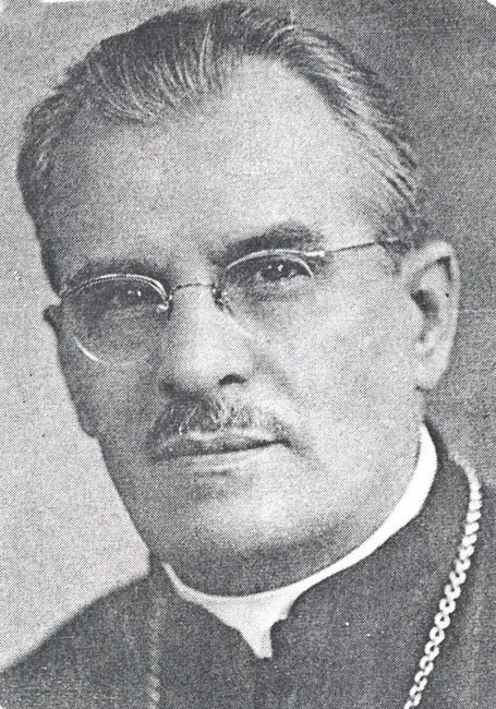 Rev. George Nassis