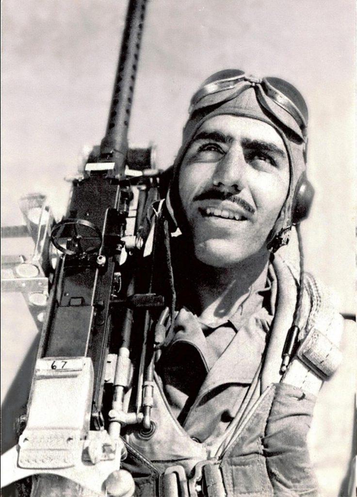 Staff Sgt. Alexander Phillips, Tailgunner