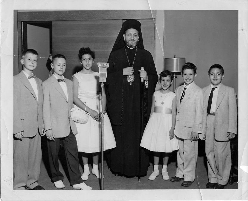 Sunday School Kids from St. George the Cathedral
