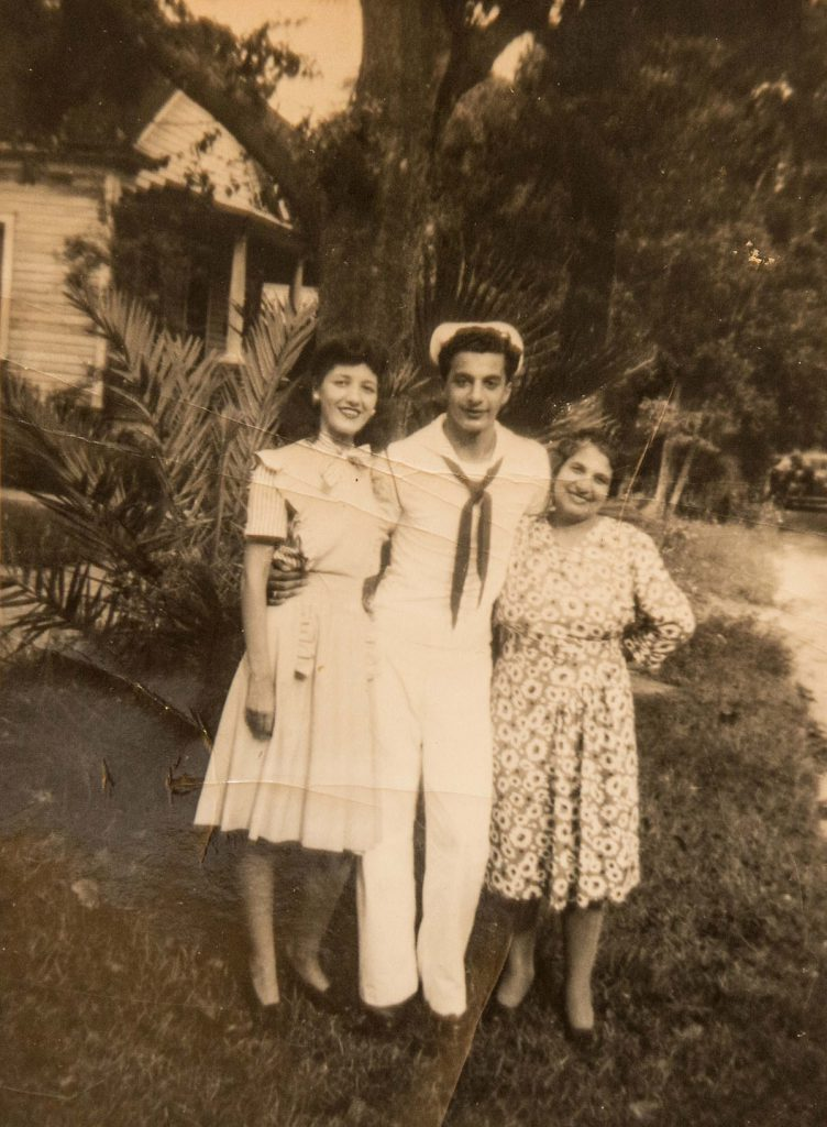 Two Women and their Sailor (Harry Doukakis)