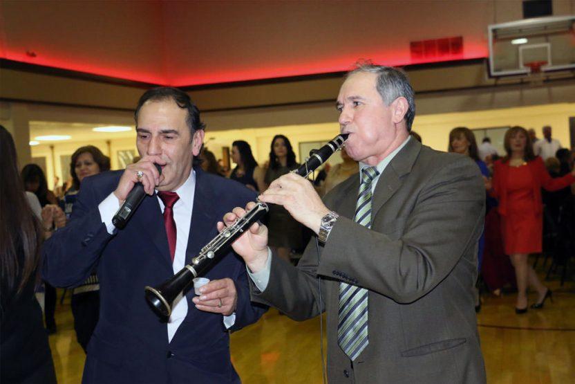 Lazaros Paraskevas Band