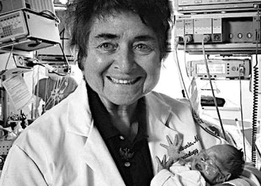 Maria Delivoria-Papadopoulos, MD