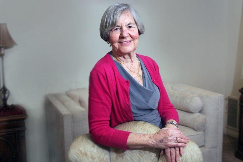Mary Parras