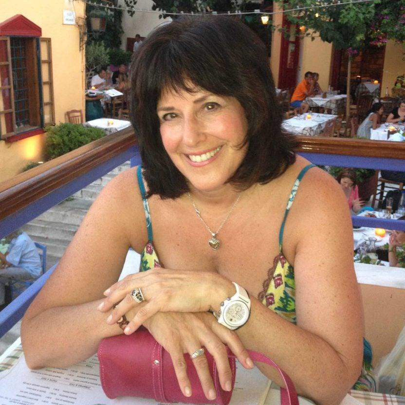 Penelope Lagakos Constantinidi